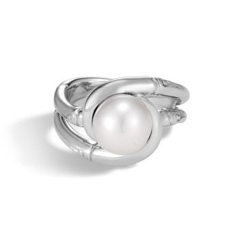 John Hardy Bamboo Pearl Ring | Nordstrom