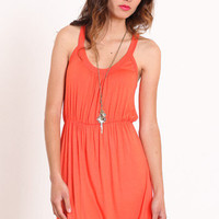 Forever Young Racerback Dress - $33.00 : ThreadSence.com, Your Spot For Indie Clothing & Indie Urban Culture
