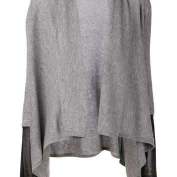 Autumn Cashmere draped cardigan