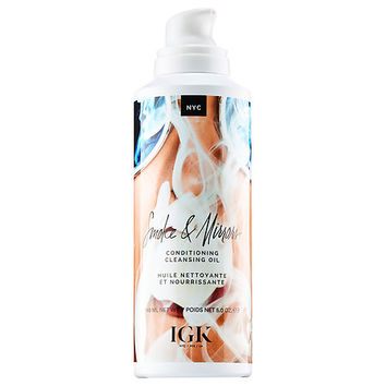 Smoke & Mirrors Conditioning Cleansing Oil - IGK | Sephora