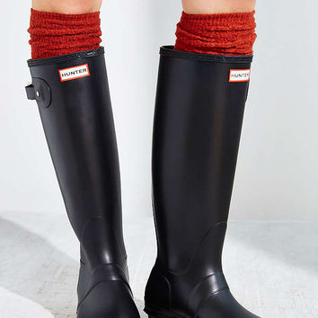 Hunter Original Tall Rain Boot | Urban Outfitters