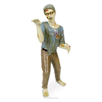 "17"" Zombie Sculpture Figure Walking Dead Evil Undead"