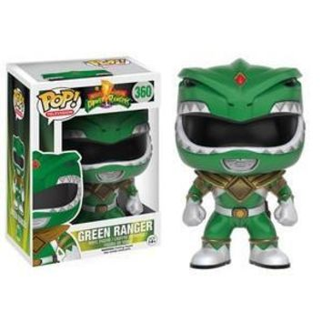 REPLACEMENT - FUNKO POP! TELEVISION GREEN RANGER