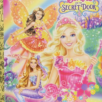 Barbie and the Secret Door (Little Golden Books)