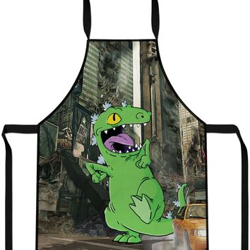 Reptar Cooking Apron
