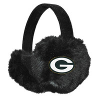 Green Bay Packers Women's Faux Fur Ear Muffs