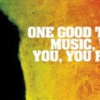 """Bob Marley """"One Good Thing About Music"""", Music Slim Poster Print, 12 by 36-Inch"""