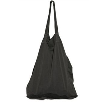 LANEUS - COTTON FLEECE SHOULDER BAG