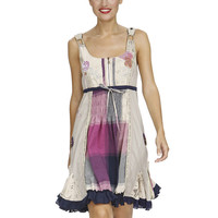 Desigual: Scoop Neck Dress Multi, at 50% off!