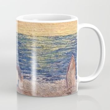 Oil Painting Print Mug by Annette Forlenza