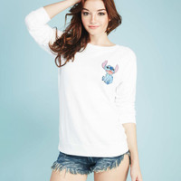 Mini Stitch™ Sweatshirt | Wet Seal