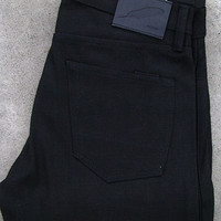 Stealth Stanton 15oz Selvedge - Blue Owl Workshop