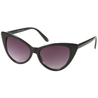 Exaggerated Catseye Sunglasses - New In This Week  - New In