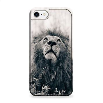 Black And White Lion iPhone 7 | iPhone 7 Plus case