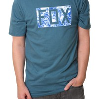 Fox Racing Men's Croozade Premium Fabric Graphic T-Shirt