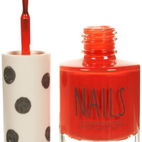 Nails in New Wave - Topshop