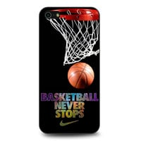 Basketball Never Stop iPhone 5 | 5S case