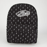 Vans Realm Backpack Black One Size For Women 22379610001