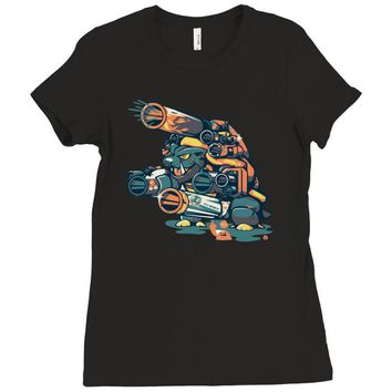pokemon Ladies Fitted T-Shirt
