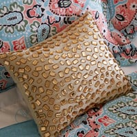 BEJEWELED THROW PILLOW