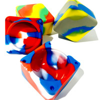 "Cube Silicone Container (2.5"")"