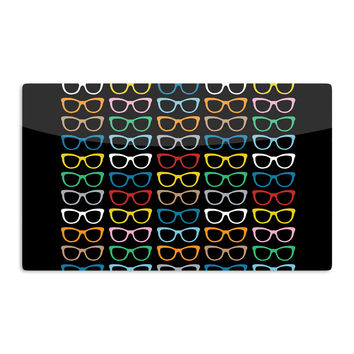 "Project M ""Sun Glasses at Night"" Aluminum Magnet"