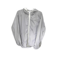 Grey Reflective Reversible Jacket