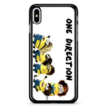 The Minion 6 iPhone X Case