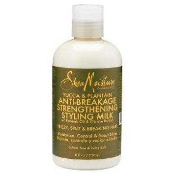 SheaMoisture® Yucca & Plantain Anti-Breakage Strengthening Styling Milk – 8 oz