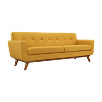 Spiers Sofa in Mustard