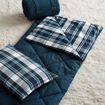 Maritime Madras Sleeping Bag + Pillowcase