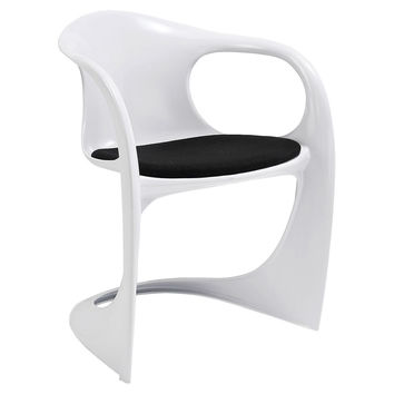 Sequence Dining Armchair, Black