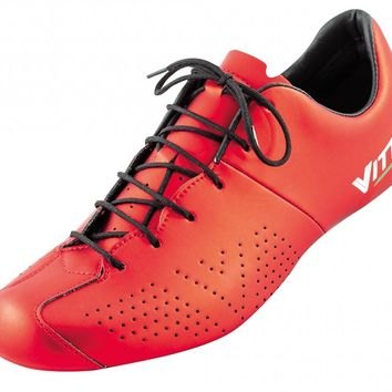 Vittoria 2019 Mondiale Road Cycling Shoes (Red)
