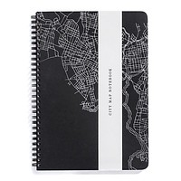New Haven City Map Notebook
