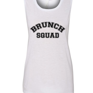 """Brunch Squad"" Muscle Tee"