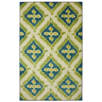 Becker Turquoise Rug