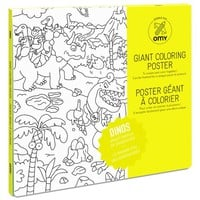 OMY Dinosaurs Giant Coloring Poster   Nordstrom