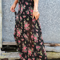 Summer Love Maxi Skirt