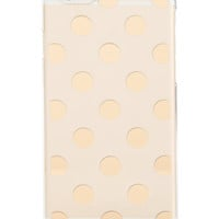 kate spade new york Clear Le Pavillion iPhone 6 Resin Case