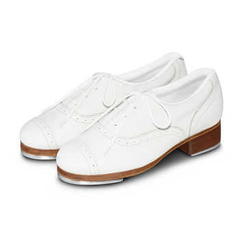 Jason Samuel Smith Tap Shoe S0313L (White) (Ladies)