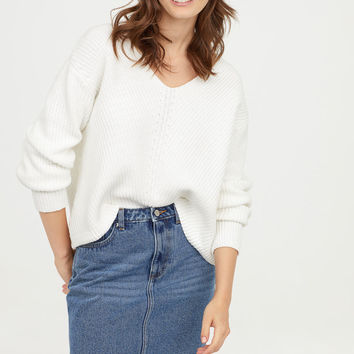 H&M Denim Skirt $18.99