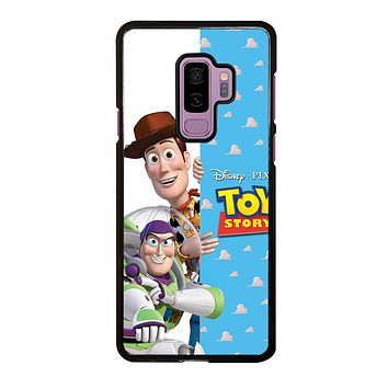 TOY STORY DISNEY Samsung Galaxy S9 Plus Case Cover