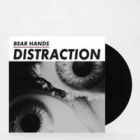 Bear Hands - Distraction LP- Black One