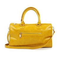 Candy Colored Vintage Motorcycle Bag