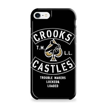 Crooks Castles Air Gun Spades iPhone 6 | iPhone 6S Case