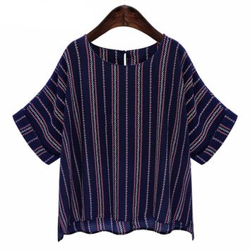 Women Fashion Tee Shirts Summer Clothing  Wear to Work Office Tops