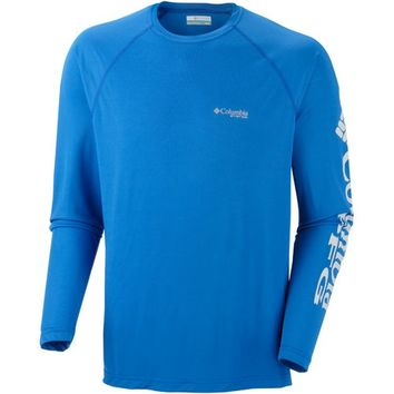 Columbia Sportswear Men's Terminal Tackle™ Long Sleeve T-shirt | Academy