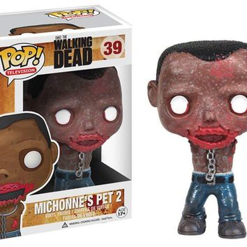 Michonne's Pet 2 NOT MINT Funko Pop! Walking Dead 12 Days of Daxie