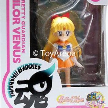 Tamashii Buddies Sailor Moon Sailor Venus Figure Bandai IN-STOCK USA Seller