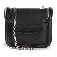 Alexander Mcqueen Mini 'heroine' Crossbody Bag - O' - Farfetch.com